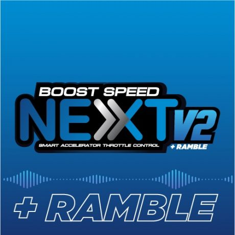 Boost Speed Next V2 + Ramble